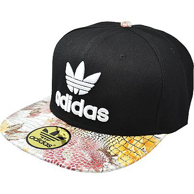 Купить Гламур Adidas flowers / black / white logo интернет магазин