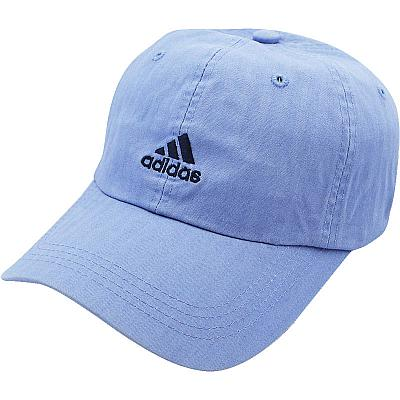 Купить Бейсболки Adidas small logo dark-blue / blue интернет магазин