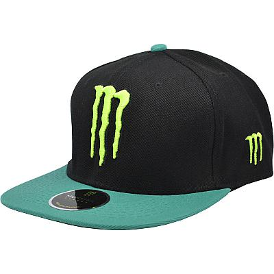 Купить Теплые кепки Monster Energy turquoise/black/green интернет магазин