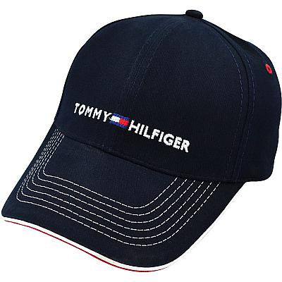 Купить Бейсболки Tommy Hilfiger  logo dark-blue / red интернет магазин