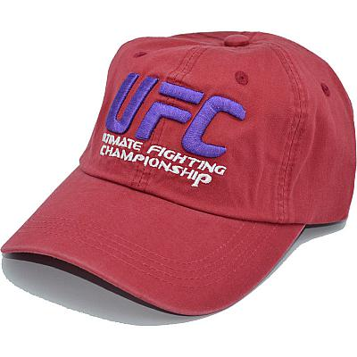 Купить Бейсболки UFC Ultimate Fighting championship red интернет магазин