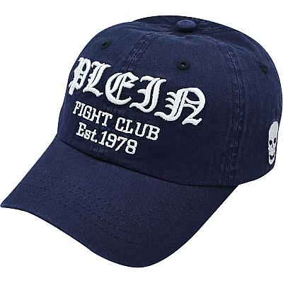 Купить Бейсболки Philipp Plein Fight Club Est. 1978 dark-blue интернет магазин