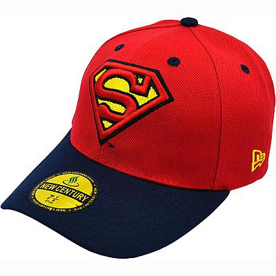 Купить Бейсболки Thehundreds Superman S red /dark-blue интернет магазин