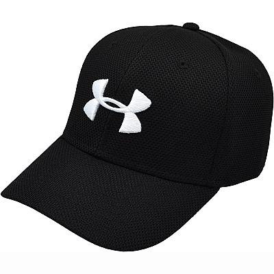 Купить Бейсболки Under Armour Original black / white logo интернет магазин