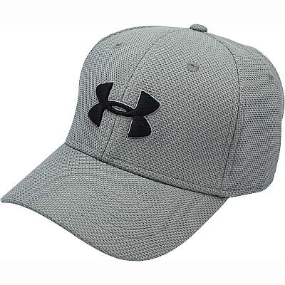 Купить Бейсболки Under Armour Original grey / black logo интернет магазин