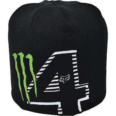 Купить Шапки Hats Monster Energy Four black интернет магазин