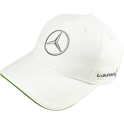 Купить Бейсболки Auto Mercedes Laureus Original white интернет магазин
