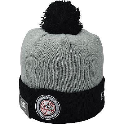Купить Шапки Hats New York Yankees gray/black интернет магазин