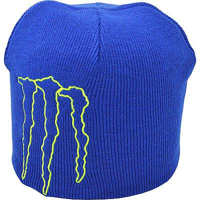 Купить Шапки Hats Monster Energy power blue интернет магазин