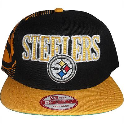 Купить Кепки спорт NFL Pittsburgh Steelers Mitchell & Ness интернет магазин
