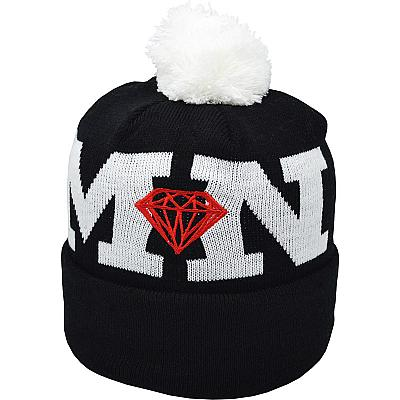 Купить Шапки Hats Diamond DMND big logo black интернет магазин