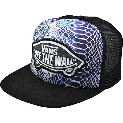 Купить Гламур Vans off the wall snake / black интернет магазин