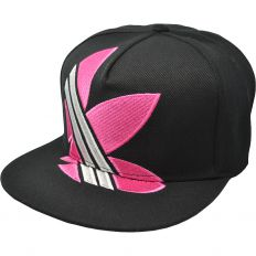 Купить Adidas big logo pink, white / black интернет магазин