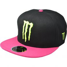 Купить Monster Energy black / pink интернет магазин