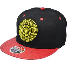 Купить Versace black / red / yellow интернет магазин