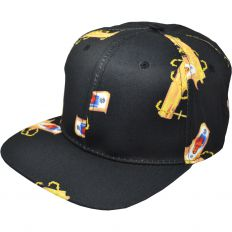 Купить Crooks and Castles Guns black / gold интернет магазин