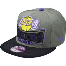 Купить Lakers grey / black интернет магазин