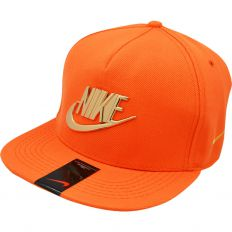 Купить Nike orange / gold logo интернет магазин