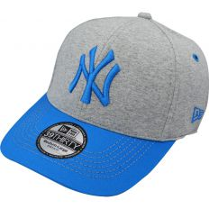 Купить New York без застежки light-grey / blue  интернет магазин