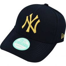 Купить New York dark-blue / yellow logo интернет магазин