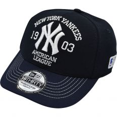 Купить New York детская без застежки American league dark-blue / white logo интернет магазин