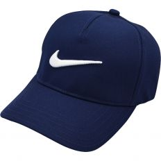 Купить Nike без застежки dark-blue / white logo 3 интернет магазин