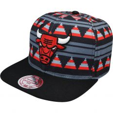 Купить Chicago Bulls black / grey / red интернет магазин