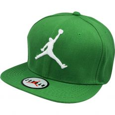 Купить Jordan green / white logo интернет магазин