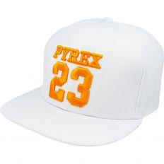 Купить Pyrex 23 white / orange logo интернет магазин