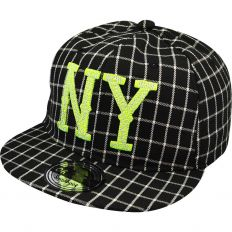 Купить New York детская black / white / green logo интернет магазин