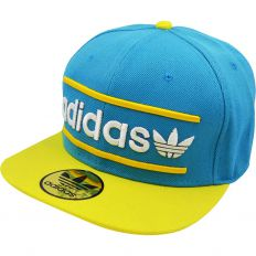 Купить Adidas blue / yellow / white logo интернет магазин