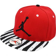 Купить Jordan red / black-white line / black logo интернет магазин