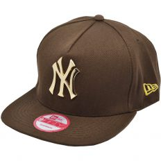 Купить New York Gold logo / brown интернет магазин