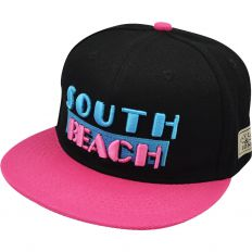 Купить Cayler & Sons South Beach black / pink интернет магазин