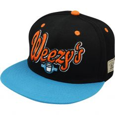 Купить Cayler & Sons Weezy`s black / blue / orange logo интернет магазин