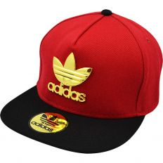 Купить Adidas red / black / gold logo интернет магазин