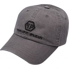 Купить Philipp Plein grey / black logo интернет магазин