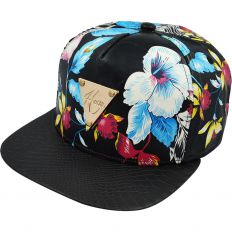 Купить Hater blue flower / black интернет магазин