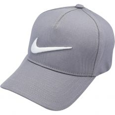 Купить Nike без застежки light-grey / white logo интернет магазин