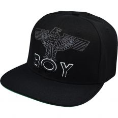 Купить Boy black / white-black logo / green интернет магазин