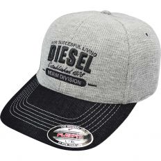 Купить Diesel без застежки light-grey / black интернет магазин
