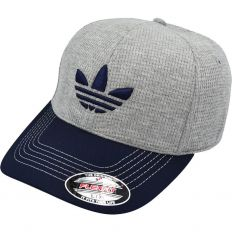 Купить Adidas без застежки light-grey / dark-blue интернет магазин