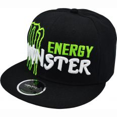 Купить Monster Energy black / green-white logo 2 интернет магазин