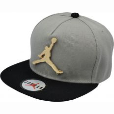 Купить Jordan grey / black / gold logo интернет магазин