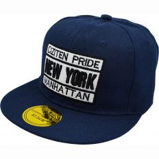 Купить New York Manhattan dark-blue интернет магазин