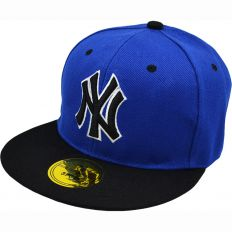 Купить New York blue / black / black-white logo интернет магазин