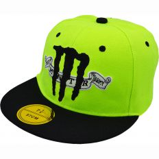 Купить Monster Energy green / black / black logo интернет магазин