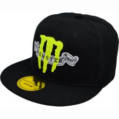 Купить Monster Energy Army black / green-white logo интернет магазин