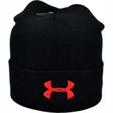 Купить Hats Under Armour black / red logo интернет магазин