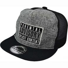 Купить Other детская Parental Advisory dark-grey / black интернет магазин